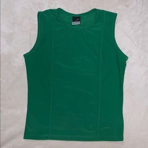 Nike Dri-Fit fitted work out tank